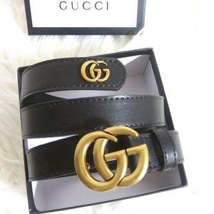 Gucci belt. 85/34
